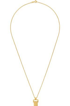 Dear Letterman Men Necklaces - SSENSE Exclusive 'The Alvah' Necklace