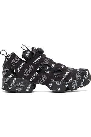Vetements Men Sneakers - Reebok Edition STAR WARS Instapump Fury Sneakers