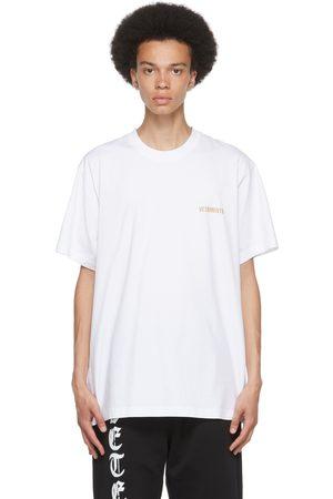 Vetements Men T-shirts - Iconic Logo T-Shirt