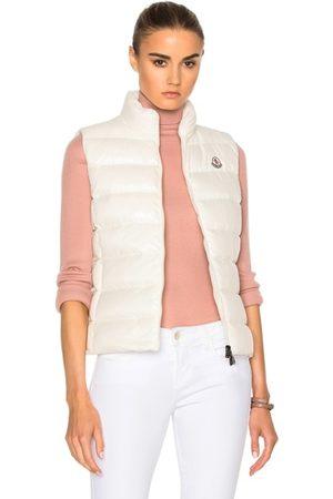 Moncler Ghany Gilet Vest in Pink