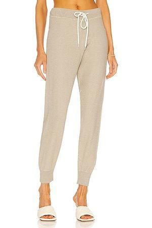 Varley Women Sweatpants - Alice 2.0 Pants in Light Grey