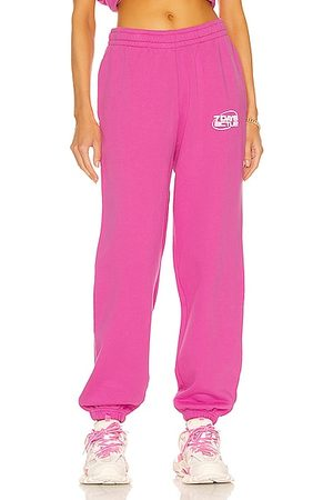 7 DAYS ACTIVE Women Sweatpants - Monday Pants in Fuchsia