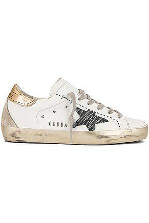 Golden Goose Women Sneakers - Leather Upper Sneaker in