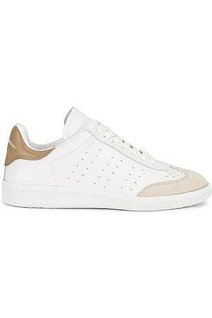 Isabel Marant Bryce Sneaker in White