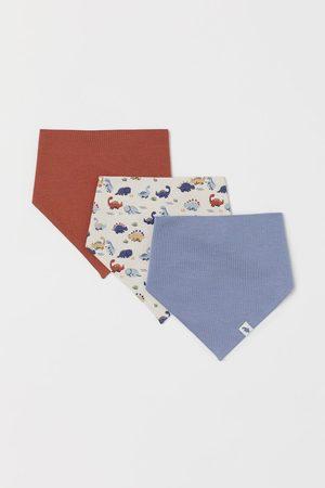 H&M Kids Scarves - 3-pack Triangular Scarves