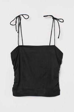H&M Women Camisoles - Draped Camisole Top