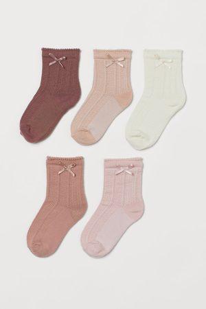 H&M Socks - 5-pack Socks