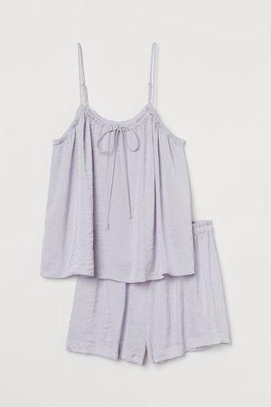 H&M Women Pajamas - Satin Pajamas