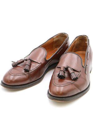 Alden Leather Flats