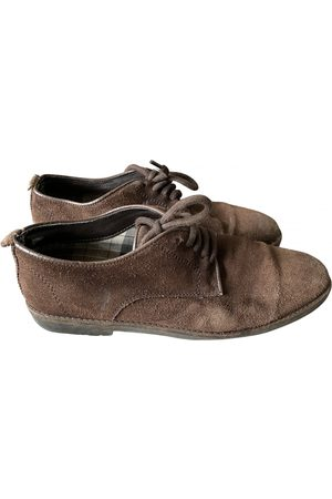 Pull&Bear Suede Boots