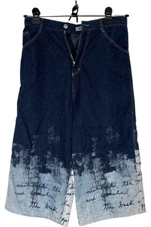 Moschino Cotton Jeans