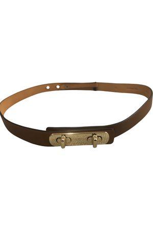 Coach Leather Belts