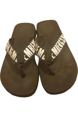 DIRK BIKKEMBERGS Cloth Sandals