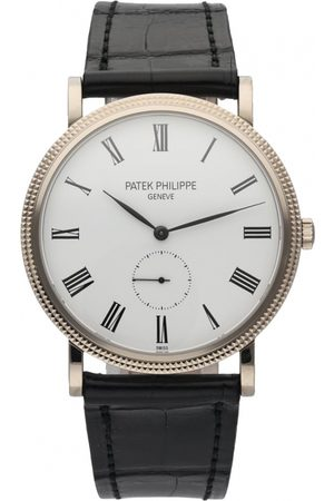 PATEK PHILIPPE White gold Watches