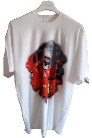 FERRARI STORE Cotton T-Shirts