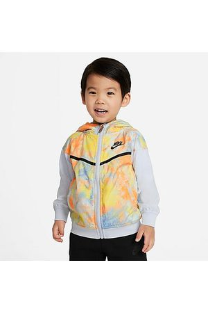 Nike Kids' Toddler Sportswear Wild Run Windrunner Jacket