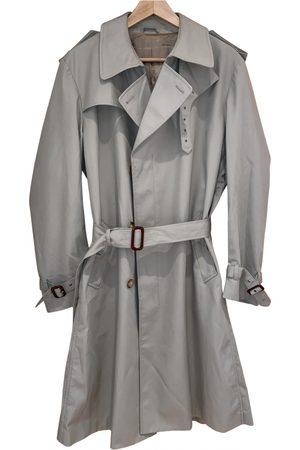 Maison Martin Margiela Men Coats - Ecru Cotton Coats