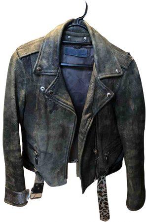 Golden Goose Leather Jackets