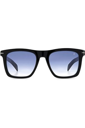 David beckham Men Square - Men's 51MM Square Sunglasses
