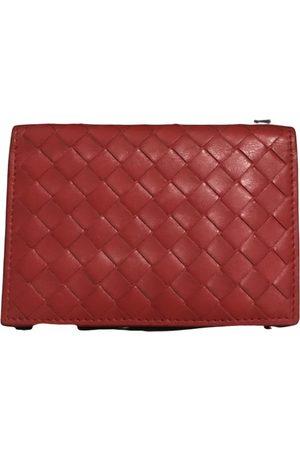 Bottega Veneta Women Wallets - Leather card wallet
