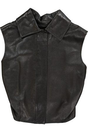 Dior Women Leather Jackets - Leather Leather Jackets