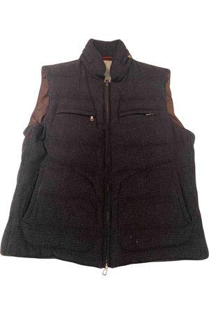 Brunello Cucinelli Grey Wool Jackets