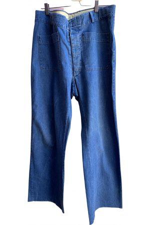 Maison Martin Margiela Cotton Jeans