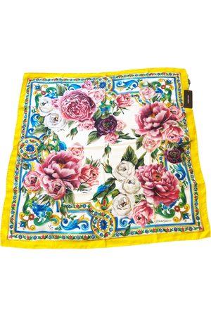Dolce & Gabbana Multicolour Silk Scarves