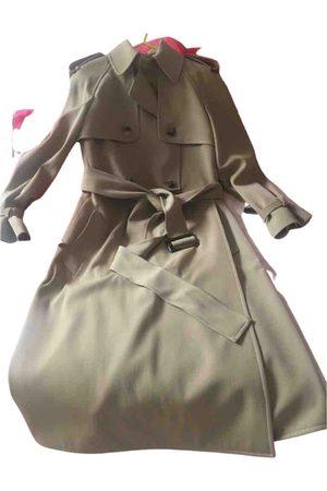 Michael Kors Camel Wool Trench Coats