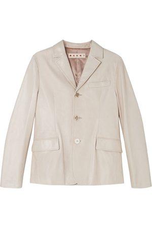 Marni Women Leather Jackets - Leather jacket