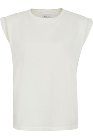 Anine Bing Women T-shirts - Tanner sleevless t-shirt