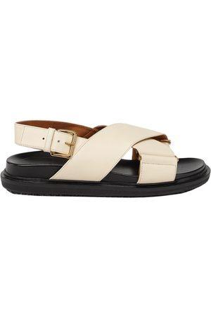 Marni Women High Heels - Fussbett sandals