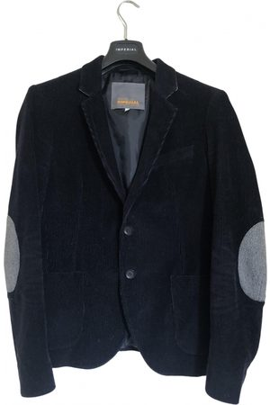 Impérial Navy Cotton Jackets