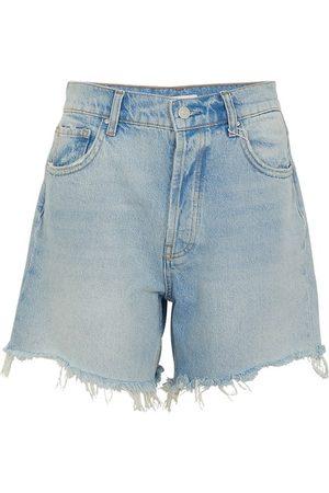 Anine Bing Kit jean shorts