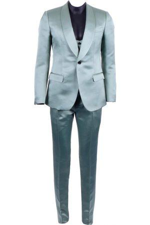 Dolce & Gabbana Silk Suits