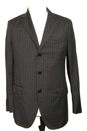 CANTARELLI Grey Wool Jackets