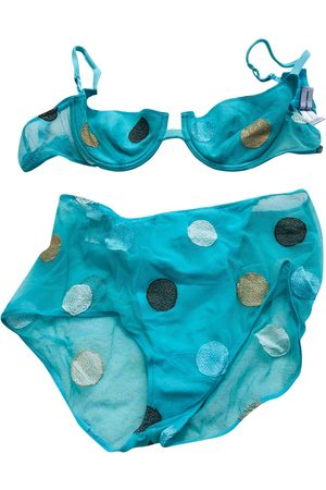 ANDRES SARDA Turquoise Polyamide Lingerie