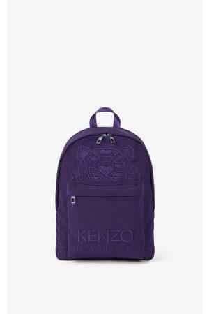 Kenzo Men Rucksacks - Canvas Kampus Tiger backpack
