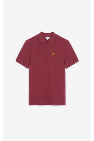 Kenzo Men Polo Shirts - Tiger Crest polo