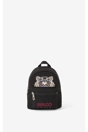 Kenzo Mini canvas Kampus Tiger backpack