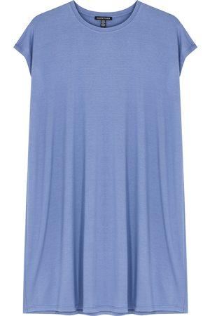Eileen Fisher Stretch-jersey dress
