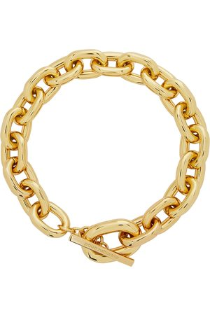 Paco rabanne XL Link -tone chain necklace