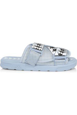 Kappa Men's Banda Mitel Logo Web Slide Sandals - - Size 9