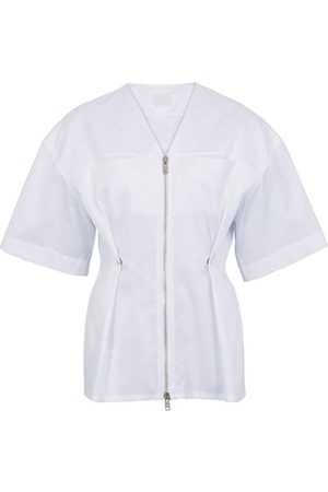 Givenchy Zipped blouse