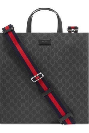 Gucci Men Laptop Bags - GG Supreme Tote Bag