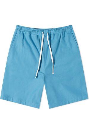 Gucci Men Shorts - Taped Cotton Short