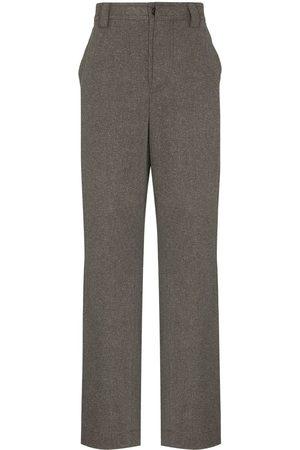 Jacquemus Men Formal Pants - Le Pantalone de Costume trousers - Grey