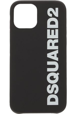 Dsquared2 Men Phones Cases - Logo Print Iphone 12 Pro Cover