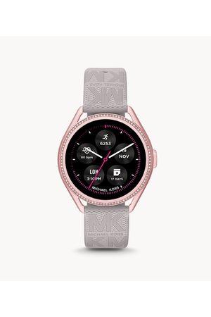 Womens Michael Kors Women's Gen 5E Mkgo Smartwatch - Rubber