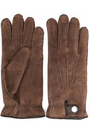 Brunello Cucinelli Sheepskin leather gloves